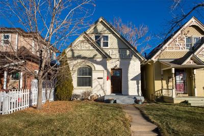 Single Family Home Under Contract: 508 South Logan Street