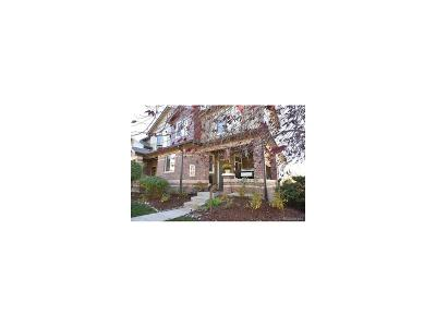 Highlands Ranch, Lone Tree Condo/Townhouse Active: 6460 Silver Mesa Drive #A