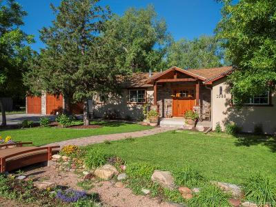Boulder Single Family Home Active: 1085 Gapter Road