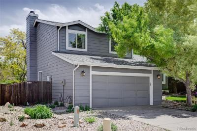 Highlands Ranch Single Family Home Active: 9060 Hunters Creek Street