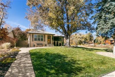 Denver Single Family Home Active: 2667 South Clayton Street