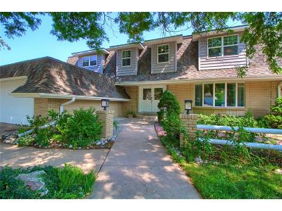 Greenwood Village Single Family Home Under Contract: 4228 South Alton Street