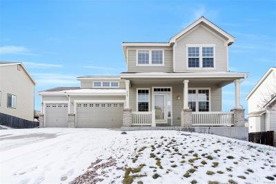 Crystal Valley, Crystal Valley Ranch Single Family Home Active: 862 Eaglestone Drive