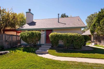Aurora, Denver Single Family Home Active: 3686 South Danube Circle