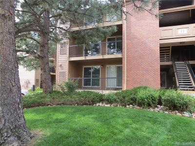 Littleton Condo/Townhouse Active: 4899 South Dudley Street #H4
