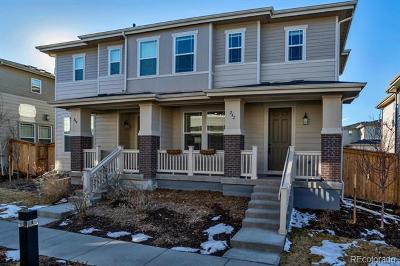 Littleton Condo/Townhouse Active: 242 West Jamison Court