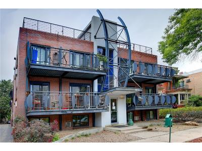 Cap Hill/Uptown, Capital Hill, Capitol Hill Condo/Townhouse Active: 1045 Clarkson Street #307