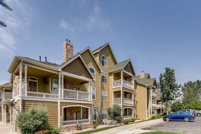 Castle Rock Condo/Townhouse Under Contract: 6009 Castlegate Drive #C27
