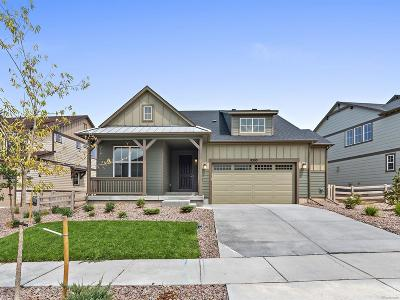 Littleton Single Family Home Sold: 8303 Superior Circle