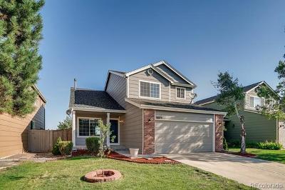 Castle Rock Single Family Home Active: 3689 Primrose Lane