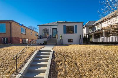 Denver Single Family Home Under Contract: 3271 Meade Street