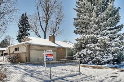 Lakewood Single Family Home Under Contract: 7310 West 3rd Place