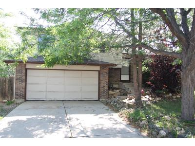 Aurora, Denver Single Family Home Under Contract: 1436 South Argonne Circle