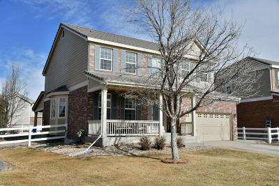 Aurora Single Family Home Active: 1538 South Buchanan Circle