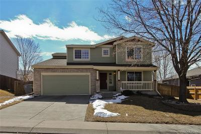 Longmont Single Family Home Under Contract: 921 Rocky Mountain Place