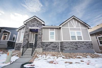Centennial Single Family Home Active: 6389 South Vaughn Street