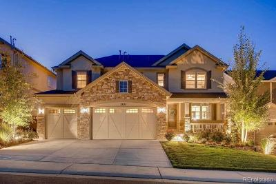 Castle Rock Single Family Home Under Contract: 2835 Rising Moon Way