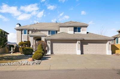 Superior Single Family Home Active: 3241 West Torreys Peak Drive