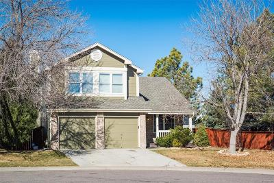 Highlands Ranch Single Family Home Active: 9515 Sherrelwood Lane