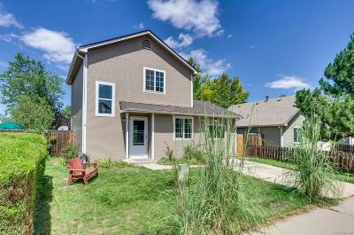 Aurora Single Family Home Active: 4486 South Pagosa Circle