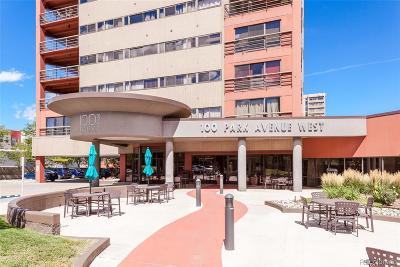 Denver Condo/Townhouse Active: 100 Park Avenue #202