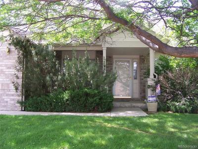 Thornton Single Family Home Active: 2530 East 121st Avenue