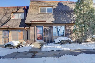 Golden Condo/Townhouse Under Contract: 502 Gladiola Street