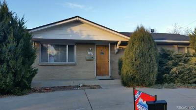 Denver Single Family Home Active: 389 Douglas Drive