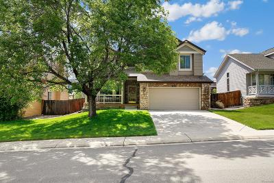 Single Family Home Under Contract: 2453 South Holman Circle