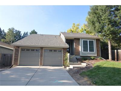 Centennial CO Single Family Home Active: $424,000