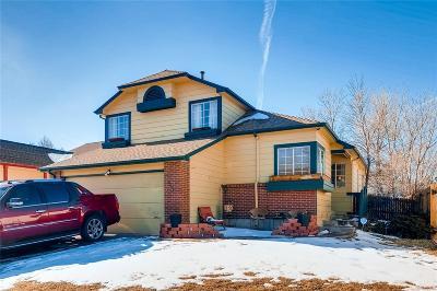 Denver Single Family Home Under Contract: 4571 Malaya Street