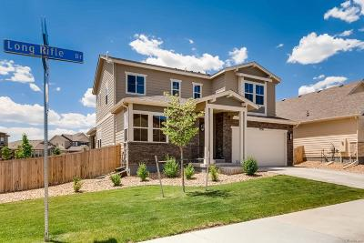 Castle Rock Single Family Home Active: 3998 Long Rifle Drive