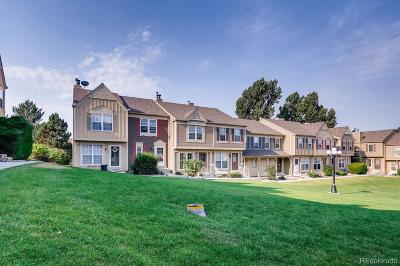 Douglas County Condo/Townhouse Under Contract: 10776 Foxwood Court