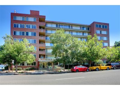 Alamo Placita, Capital Hill, Capitol Hill, Governor's Park, Governors Park Condo/Townhouse Active: 1196 North Grant Street #204