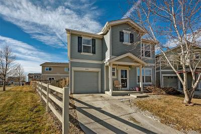 Longmont Single Family Home Active: 10585 Forester Place