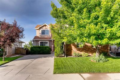 Castle Rock CO Single Family Home Active: $438,500