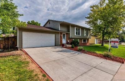Lakewood Single Family Home Active: 8733 West Floyd Avenue
