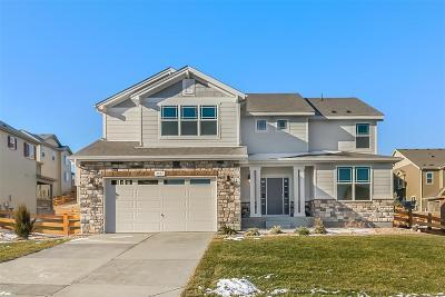 Jefferson County Single Family Home Active: 8773 Crestone Street