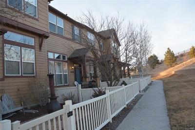 Castle Rock Condo/Townhouse Under Contract: 3898 Pecos Trail