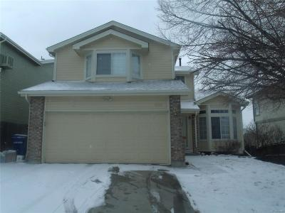Arapahoe County Single Family Home Active: 4833 South Tower Way