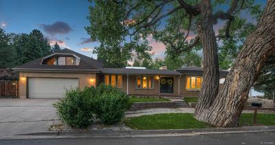 Lakewood Single Family Home Active: 8863 West Iliff Lane