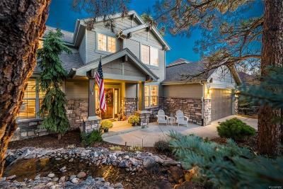 Castle Pines Single Family Home Under Contract: 7074 Timbercrest Way