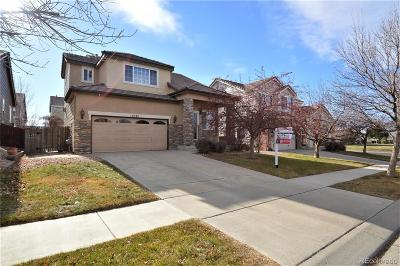 Commerce City Single Family Home Active: 15722 East 96th Way
