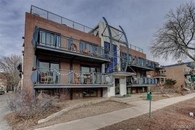 Denver Condo/Townhouse Active: 1045 Clarkson Street #203