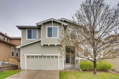 Highlands Ranch CO Single Family Home Under Contract: $495,000