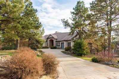 Castle Pines Village, Castle Pines Villages Single Family Home Under Contract: 639 Ruby Trust Way