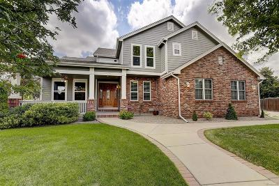 Arvada Single Family Home Under Contract: 12464 West 83rd Way