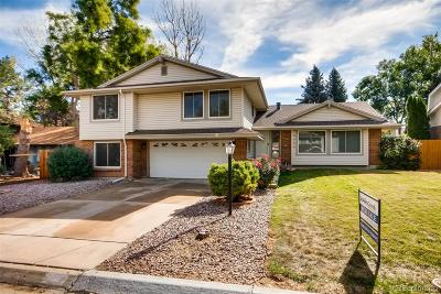 Westminster Single Family Home Under Contract: 9950 Winona Street