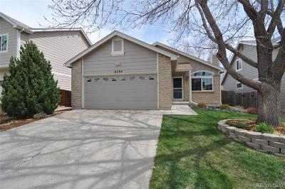 Arvada Single Family Home Active: 6204 Quitman Street