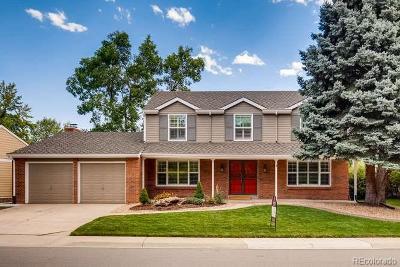 Littleton CO Single Family Home Active: $569,000